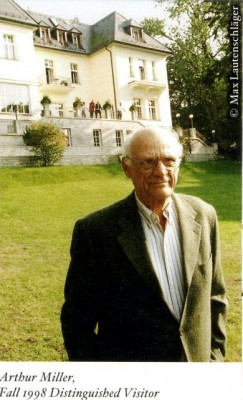 Arthur Miller Berlin Prize Distinguished Visitor