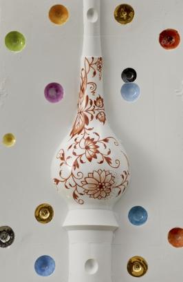 Arlene Schechet, Asian Vase, 2013. Courtesy of the artist.