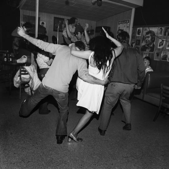 Dirty Dancing, Merchant's Cafe, Nashville, TN. Henry Horenstein.