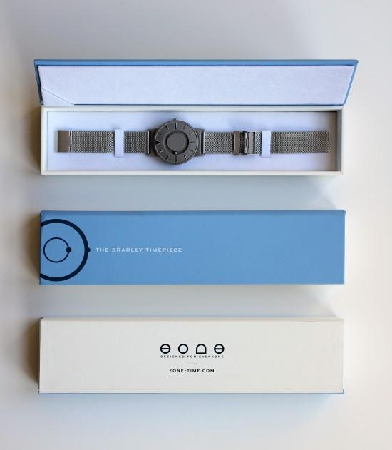 The Bradley Timepiece