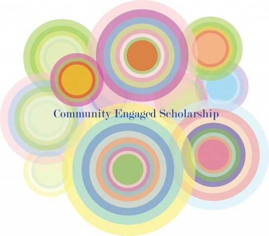 Community Engaged Scholarship: 2013-2014 Presidential Faculty Fellowship with RI Campus Compact. By Amy Leidtke