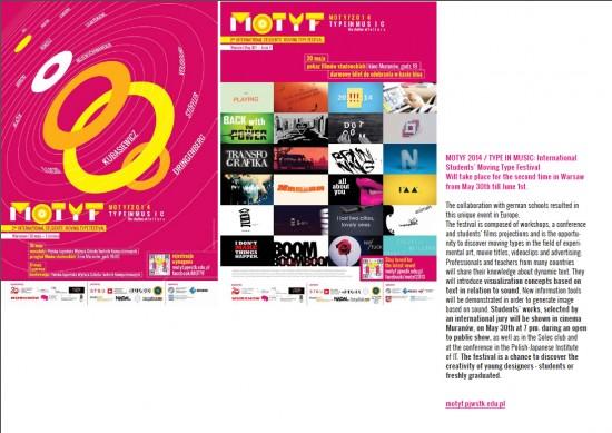 MOTYF2014, type in music