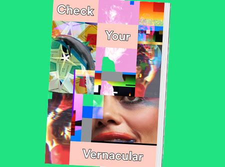 check vernacular