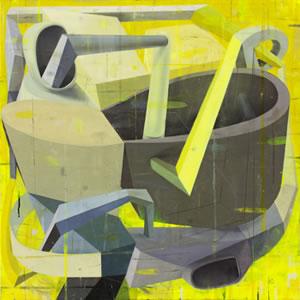 Deborah Zlotsky, In Love With Night, 2015