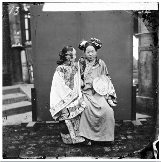Manchu and Han women's fashions
