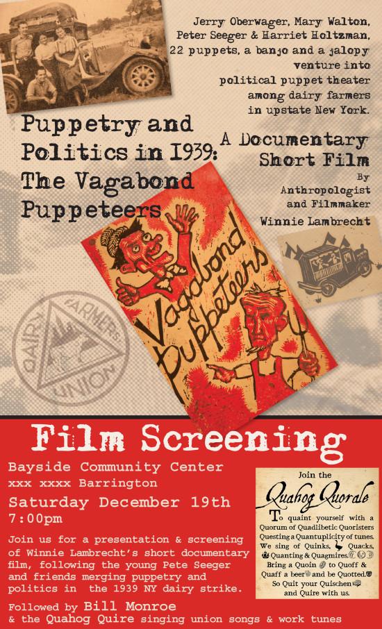 Poster Screening