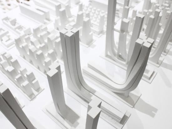 Platform 8 Exhibition, Model Details