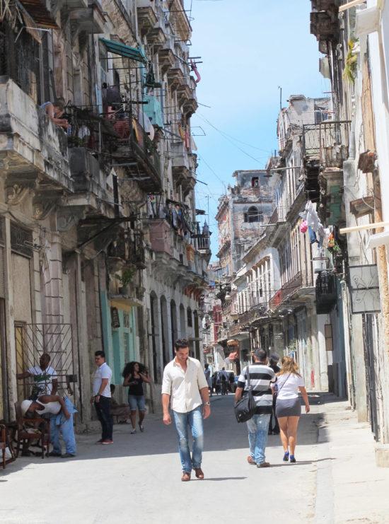 Cuba'16 Havana street