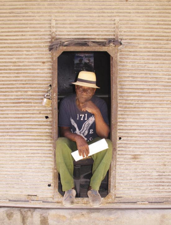 Cuba'16 portrait